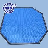 Disque de PEBD Couverture de piscine de bulle Landy couvrir