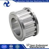 type 20 Riemschijf 10mm van 5m van de Timing van het Aluminium van Tanden Droeg