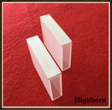 IR populaire de verre de quartz Q-107 standard avec couvercle et les cellules à fond rond