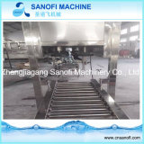 3-5 recouvrir remplissant de lavage de l'eau pure de bouteille de gallon faisant la ligne de machine