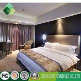 고품질 판매 Zbs-854를 위한 현대 시골풍 싸게 나무로 되는 백색 대형 침실 세트 한벌 그리고 포장