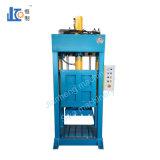 Le VES30-6040/lb Ce certifié hydraulique verticale de la machine de mise en balles pour les textiles