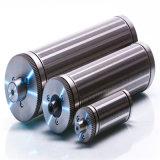 Cilindro de corte rotativo magnético, sólidos cilindro magnético