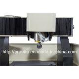 彫版石造りCNCのルーターの冷却スピンドル