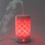 with&Nbsp elettrico portatile ultrasonico di ceramica del diffusore dell'aroma dell'olio essenziale di nuovo disegno; Potere dell'adattatore