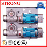 Moteur de réducteur de C.C de moteur d'élévateur de construction, moteur de vibration de C.C