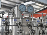 Automatique du système de remplissage de bouteilles de boisson gazeuse de bicarbonate de la ligne de conditionnement