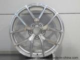 preço de fábrica 2017 Novo design do carro de réplica Jante de alumínio