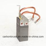Escova de carbono macia LFC554 da grafita para o gerador de turbina
