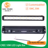 La barre de la vente en gros DEL de barre d'éclairage LED de la lumière 120W de barre la plus lumineuse du CREE DEL DEL