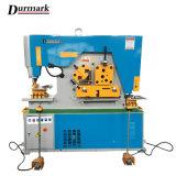 Maquinaria universal de entalhadura de aço do Ironworker da máquina do perfurador do aço de ferramentas de Q35y