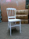 결혼식 성곽 Chiavari 백색 플라스틱 의자 (JY-J18)
