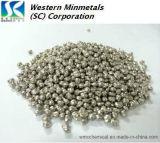 Bismuto 5N 6N de la pureza elevada en la corporación occidental de la MINMETALS (SC)