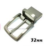 Alliage de zinc métal de haute qualité réversible broche boucle la boucle de ceinture pour les courroies de chaussures du vêtement Robe de sacs à main (XWS-ZD422--ZD462)