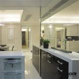 Kkr подгоняло Countertop кварца кухни смолаы каменный