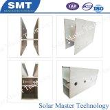 Supporti di attacco di alluminio del Carport del comitato solare, sistema solare 100kw