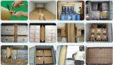 De Bruine Goedgekeurde Zakken met hoge weerstand van het Stuwmateriaal van het Document van Kraftpapier met AAR
