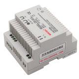 AC 45W à C.C 100-240VAC à ERP ISO9001 de RoHS de la CE du bloc d'alimentation Dr-45-5 de commutateur de longeron de 5VDC 5A DIN
