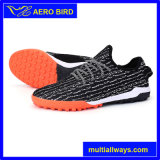 Football Soccer Sports Shoes with Rubber Plate for Man