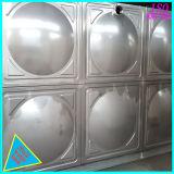 Réservoir de stockage de l'eau 304 316 Réservoir d'eau en acier inoxydable