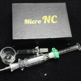 van de Micro- van 10mm de Waterpijpen van het Glas van de Uitrusting van de Collector Nectar van Nc