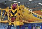 판매를 위한 XCMG 16ton Xct16 트럭에 의하여 거치되는 기중기
