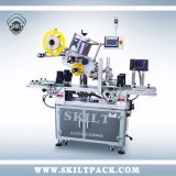 完全な自動紙箱の箱の上のコーナーのステッカーの分類のシーリング機械