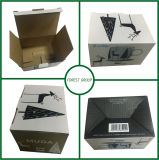 Коробка мешка гофрированная кофеим упаковывая