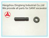 Sostenedor superior No. 60116435K del diente del compartimiento de la marca de fábrica de los recambios de los excavadores de Sany de China