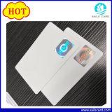 Belüftung-Identifikation-Karte oder Chipkarte mit Hologramm überlagerten für Anti-Fälschung