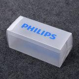 주문을 받아서 만들어진 반투명 서리로 덥은 플라스틱 선물 상자