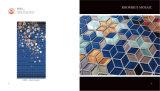 Fábrica de cristal del chino del mosaico del Rhombus
