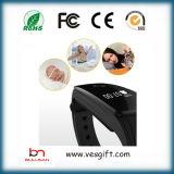 Eignung-Aktivitäts-Verfolger-Gesundheits-Sportintelligenter Wristband