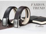 مصنع إمداد تموين عالة علامة تجاريّة رخيصة سعر جلد رجال حزام سير
