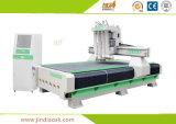 高速スピンドルC400空気のツールの変更CNCのルーター機械中国