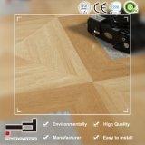 ドイツの技術の積層物のセリウムの芸術のペイスト・アップの寄木細工の床の積層物のフロアーリング