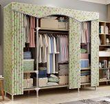 Upmarket Garderobe Van uitstekende kwaliteit van de Stof Polyster voor Kleren en Opslag Sundries