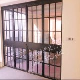 Puertas de acero del último diseño exteriores o puerta del sitio de puerta interior