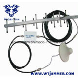 GSM/Dcs Dubbele Band (900MHz/1800MHz) voor de Spanningsverhoger van het Signaal van de Telefoon van de Cel