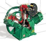 Anillo de pistón Compresor silencioso compresor de aire de pistón móvil