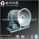 Ventilador de fluxo axial do ferro do volume alto com motor à prova de explosões