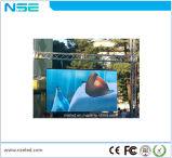 P4.81 Novo projeto de 500x500mm RGB LED de exterior da parede de vídeo