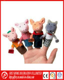 Hot Sale cadeau jouet en peluche marionnette de doigt
