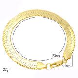 方法女性の宝石類のステンレス製のチタニウムの鋼鉄新しいネックレス