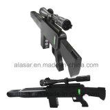 Formato de pistola de banda 4 Telescópio Drone Uav terroristas anti Jammer