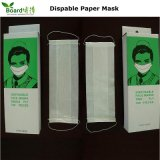 Máscara de papel disponible 1-Ply para el proceso del alimento