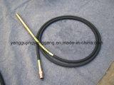Beständige Qualitätsjapanischer Beton Vibrator-45X6m