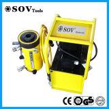 huile hydraulique vérin hydraulique de retour de piston creux