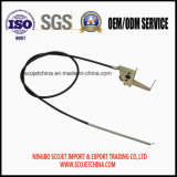Cable de control con empuñadura de fundición