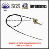 Câble de commande de qualité d'OEM avec la main de bâti